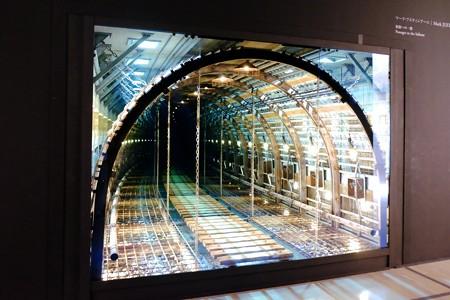 2017.08.21 ヨコハマトリエンナーレ2017 トンネル Mark JUSTINIANI