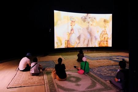 2017.08.21 ヨコハマトリエンナーレ2017 十字軍芝居 Wael SHAWKY