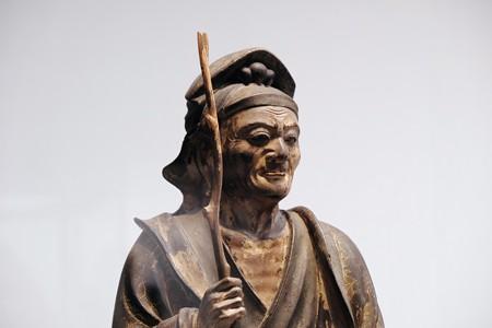 20172017.10.24 東京国立博物館 文殊菩薩及四眷属像 大聖老人 C-1854-4