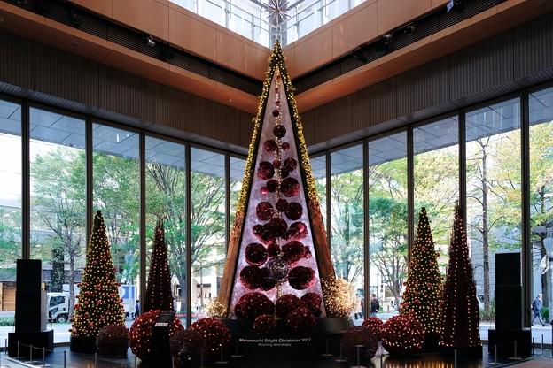 2017.11.21 丸の内二丁目ビル Christmas tree