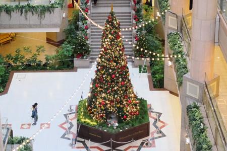 2017.11.27 LANDMARK Bright Christmas2017