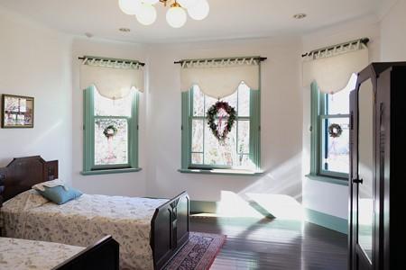 2017.12.12 山手西洋館 ブラフ18番館 世界のクリスマス ドイツ 寝室