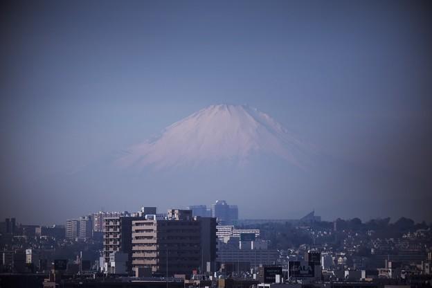 2018.01.16 外交官の家 富士山