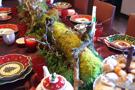 2010.12.08 山手 外交官の家 世界のクリスマス2010 ドイツ 食卓