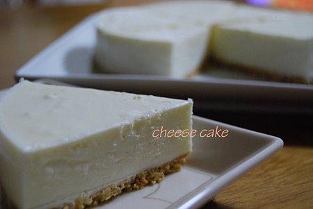 チーズケーキ 作った♪