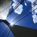 写真: 太陽の橋