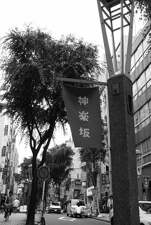 神楽坂さんぽ~1