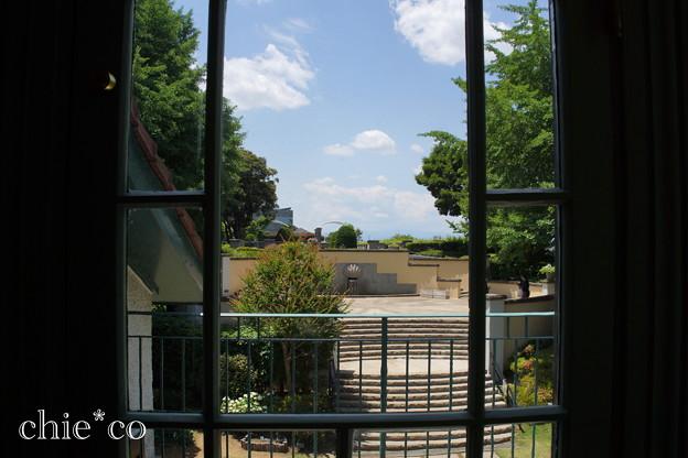 写真: イタリア山庭園-158