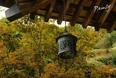ほんのり~秋色の風鐸・・