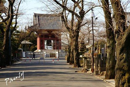 本門寺鐘楼 池上さんぽ~21