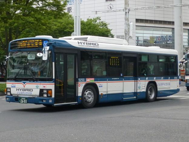 京成バス いすゞエルガハイブリッド