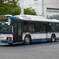 写真: 京成バス いすゞエルガハイブリッド