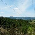 段戸山方向 (北西)