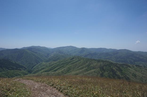初夏の西中国山地(1)