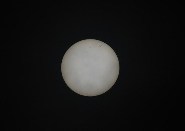 太陽フレア発生と聞いて