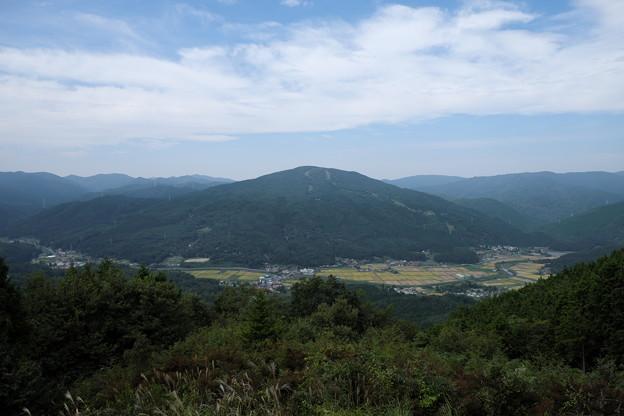芸北の風景