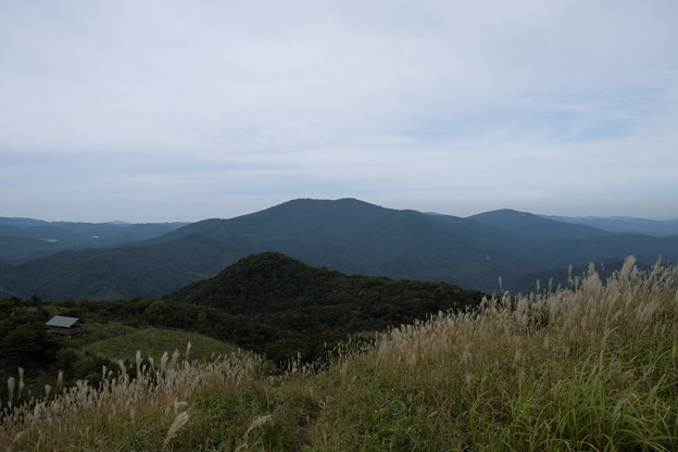 芸北の山なみ(2)