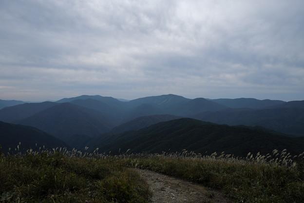芸北の山なみ(3)