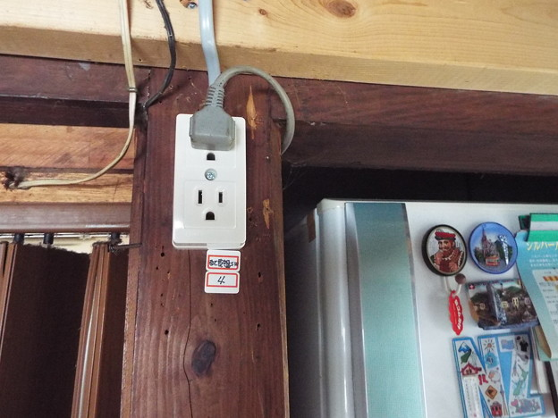 配電盤SW4番冷蔵庫1708110038