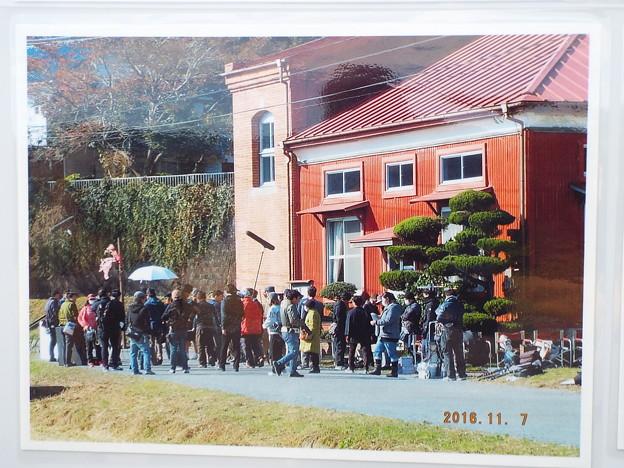 Photos: 171009 (156)町屋変電所聖火リレーロケ