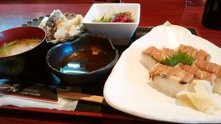 170508穴子箱寿司