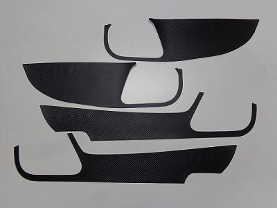 レガシィBP ドアパネル傷防止シート ロゴ無し