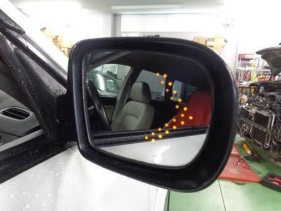 アウトバック 東京都 LED流星ウインカー内蔵ドアミラー加工