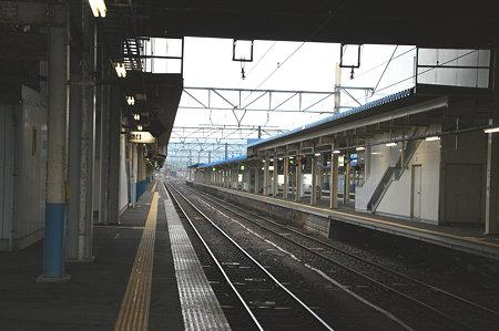 直江津駅 ホーム