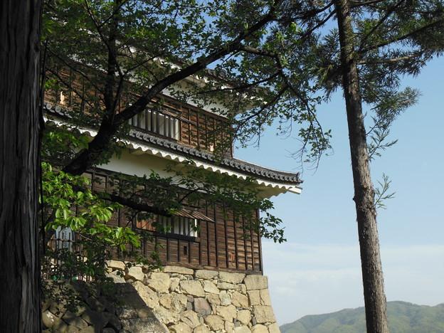 17 上田城櫓