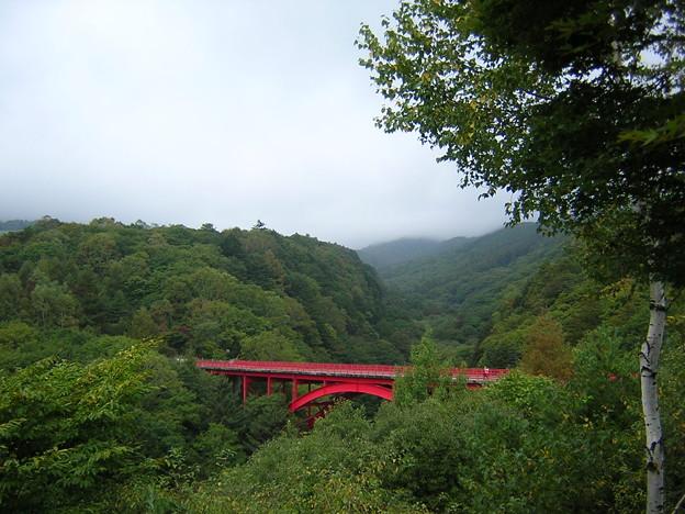 '12秋旅 東沢大橋