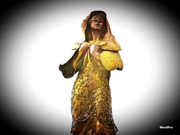 Photos: Filipino Ianfu Statue
