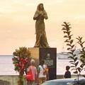 Photos: フィリピン慰安婦像