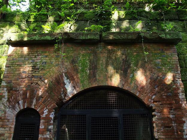 猿島の要塞~煉瓦造り