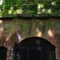 写真: 猿島の要塞~煉瓦造り