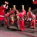 写真: わくわく祭りの舞 *d