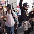 写真: ハロウィン仮装パレード *a