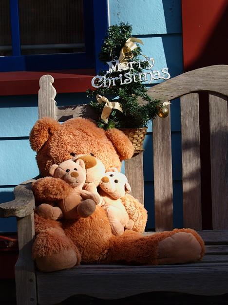 クマさん達のクリスマス *a
