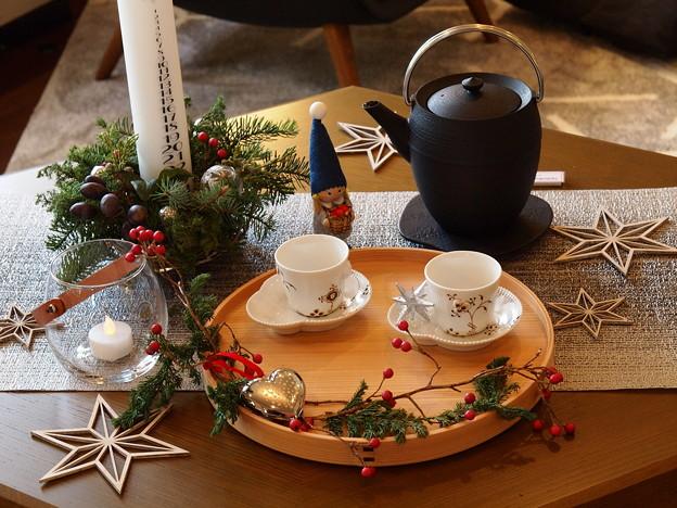 エリスマン邸のクリスマス *f