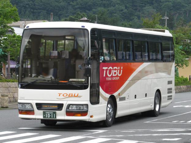 【東武バス】 2888号車