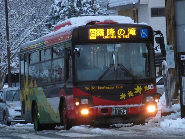 【東武バス日光】 5016号車