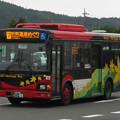 【東武バス日光】 5017号車