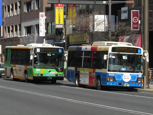 【京成バス】 1104号車