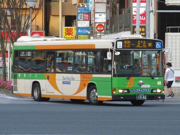 【東京都交通局】 葛西22本線 R-L646