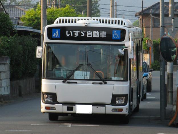 栃木いすゞ自動車送迎バス