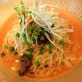 Photos: 冷やし担々麺+特辛@一風亭矢巾口店・岩手県矢巾町