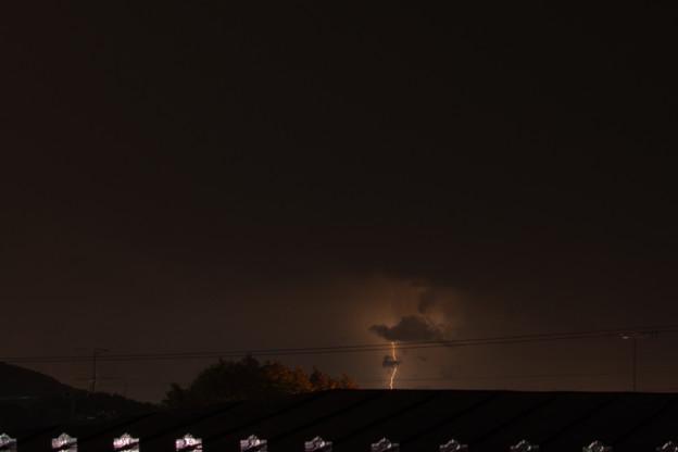 2017年9月19日の雷5