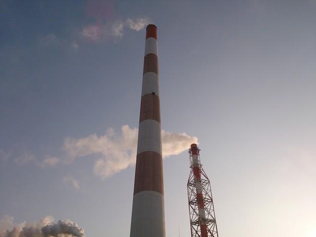 11月7日(火)の煙突