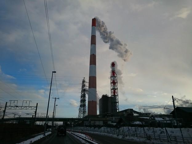 12月6日(水)の煙突