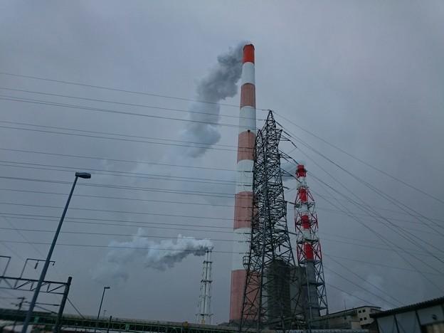 12月12日(火)の煙突