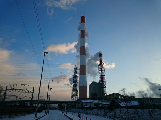12月26日(火)の煙突